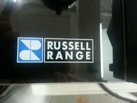 Russell Range cooktop 24 inch LP Classic (Brand New )