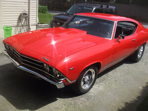 69 Chevelle. sell/trade plus cash