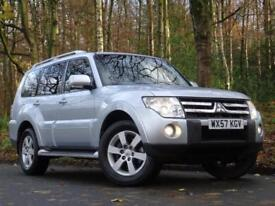 2007 57 Mitsubishi Shogun 3.2DI-DC LWB auto Elegance..7 SEATS..VERY HIGH SPEC !!