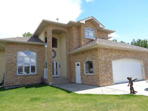 Custom Built Home For Sale in Edson, AB