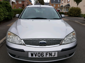 Ford Mondeo, estate, 1year mot, 6speed , big boot for work, £845 ono