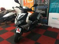 2012 62 JONWAY UNSPECIFIED 124CC ALL MODELS