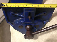 Record Vise 52 1/2 ED - Quick Release with Dog