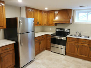 Stoney Creek King/Green BSMT Apartment Available NEW RENO