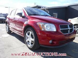 2007 DODGE CALIBER R/T 4D HATCHBACK AWD