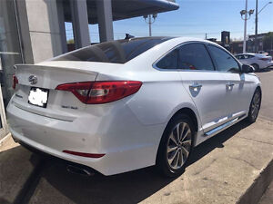 2016 Hyundai Sonata Sport Tech - $159 bi-weekly - LEASE TAKEOVER