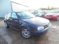 VW GOLF V5 2.3 PETROL 5 DOOR HATCHBACK