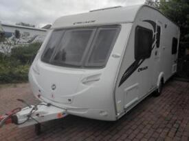 Sterling Cruach Mhairi 4 berth fixed bed 2010