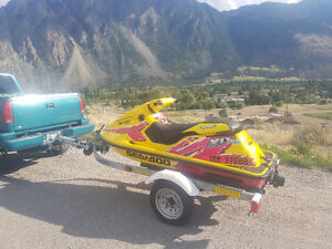 1996 seadoo xp800 ltd