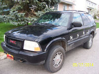 2000 GMC Jimmy Camionnette