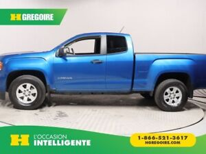 2018 Gmc Canyon 2WD A/C MAGS BLUETOOTH