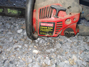 CRAFTSMAN CHAINSAW FOR SALE,,40CC