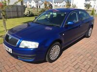 SKODA SUPERB 1.9 TDI (04) 1 OWNER, SERVICE HISTORY, MOT 2017, WARRANTY £1495