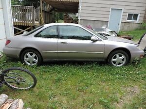 1997 ACURA 3.0CL body and drive train PARTS