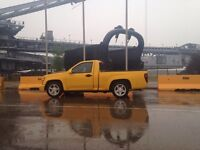 2004 Chevy Colorado sport truck