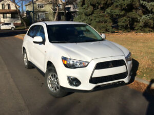 2013 Mitsubishi RVR SE 5spd Manual Transmission 38,000km