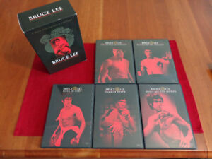 BRUCE LEE DVD Collection