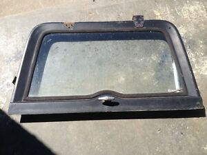 rear glass door for an older jeep (70/80's?)