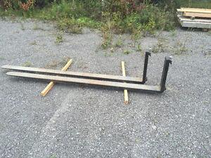 fourche de chariot élévateur