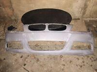Bmw 3 series LCI front bumper