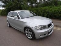 2008 BMW 1 Series 118d M Sport + LOW MILEAGE + STUNNING + FULL SERVICE HISTORY +
