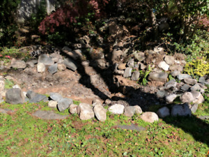Free rocks for landscaping