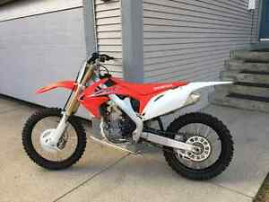 MINT 2013 Honda CRF250R