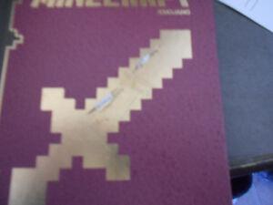 Set of Minecraft Books Kingston Kingston Area image 4
