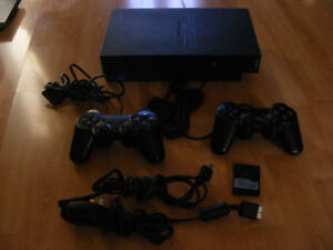 Console Playstation 2 + accessoires