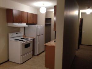 Stettler 2brm apt. for rent