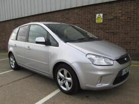2010 (10) FORD C-MAX 1.8TDCI ZETEC DIESEL MANUAL LOW MILEAGE