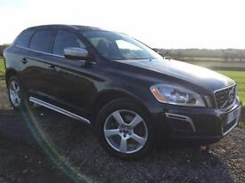 2012 Volvo XC60 2.4 D4 R-Design Geartronic AWD 5dr