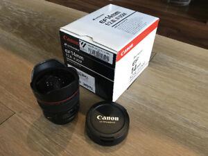 Canon 14mm f/2.8L II USM