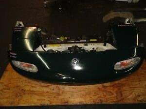JDM MAZDA MIATA ROADSTAR NOSE CUT OR FRONT END, HOOD, FENDERS