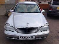 53 plate Mercedes E class C270 CDI**automatic**