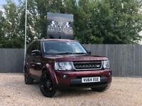 2014 64 LAND ROVER DISCOVERY 3.0 SDV6 HSE LUXURY 5DR AUTO 7 SEATS DIESEL