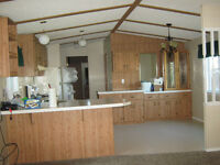 Coutts Mobile Home and Lot For Sale