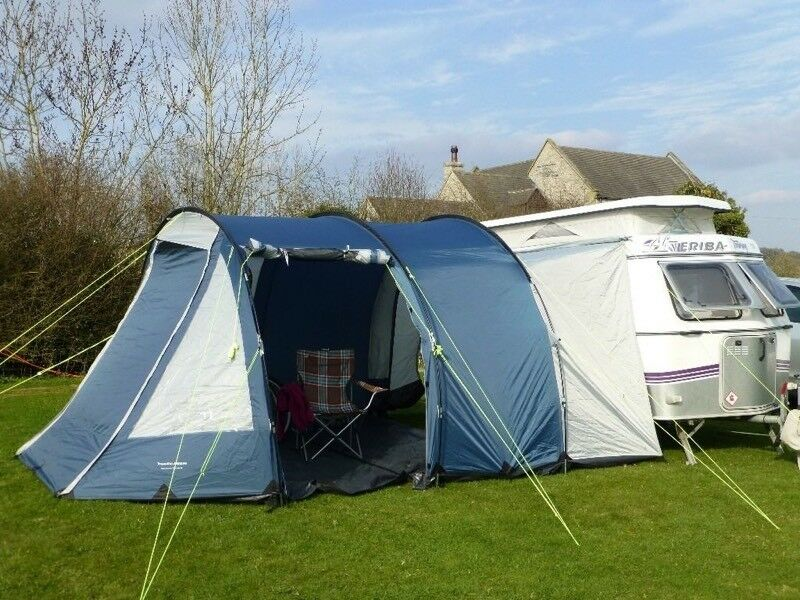 Royal traveller 3 drive away camper van , caravan awning ...
