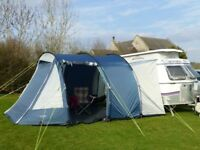 Royal traveller 3 drive away camper van , caravan awning canopy porch