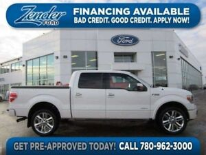 """2013 Ford F-150  """"LIMITED AND GORGEOUS"""""""