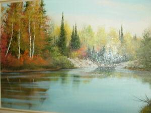 Eldon Leis (E.A Leis) painting for sale London Ontario image 2