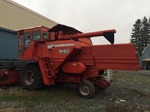 Combine,Mower Conditioner and Hay Bailer for sale in Matheson