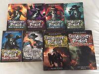 Skulduggery Pleasant books