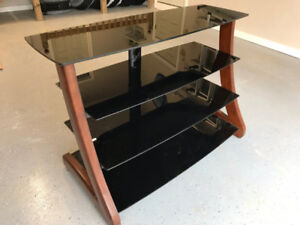 4-Tier TV Stand