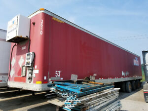 TWO 3 AXLE TRAILERS FOR SALE