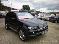 BMW X5 4.4i Sport Station Wagon 5d 4398cc auto