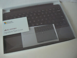 MS Surface PRO 6 keyboard Mint new (open box) 10/10 condition