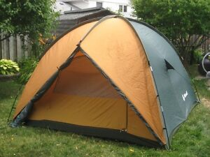 Woods Athabasca River 4 Tent
