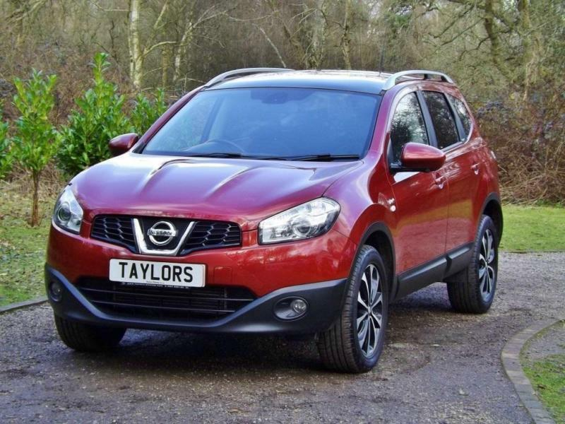 nissan qashqai plus 2 n tec plus is 1 6 dciss 5dr diesel manual 2013 62 in horley surrey. Black Bedroom Furniture Sets. Home Design Ideas