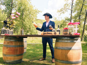Authentic Wine Barrels For Rent